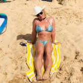 Britney Spears shows off toned bikini body during her beach vacation in Hawaii