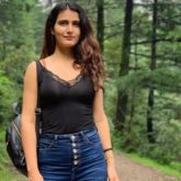 Check out Fatima Sana Shaikh and her brother clean the house to pass time