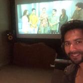 Coolie No 1: Varun Dhawan gives a sneak peek of Sara Ali Khan, Paresh Rawal and others as he wraps up dubbing