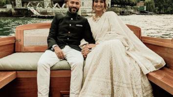Coronavirus Outbreak Sonam Kapoor Ahuja and Anand Ahuja self-quarantine themselves after returning to India