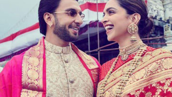 Deepika Padukone's reaction to Ranveer Singh reaching late at the Sooryavanshi trailer launch is too precious for words!