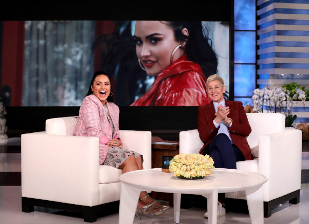 """Demi Lovato on relapse and overdose scare - """"I didn't get the help I needed"""""""