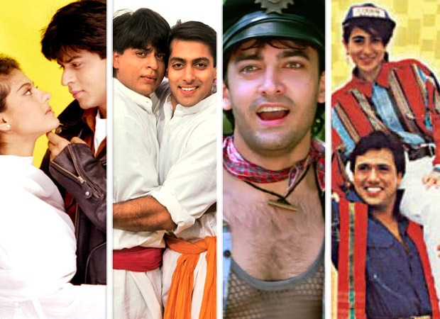 Dilwale Dulhania Le Jayenge, Rangeela and more: 1995 was an exceptional year