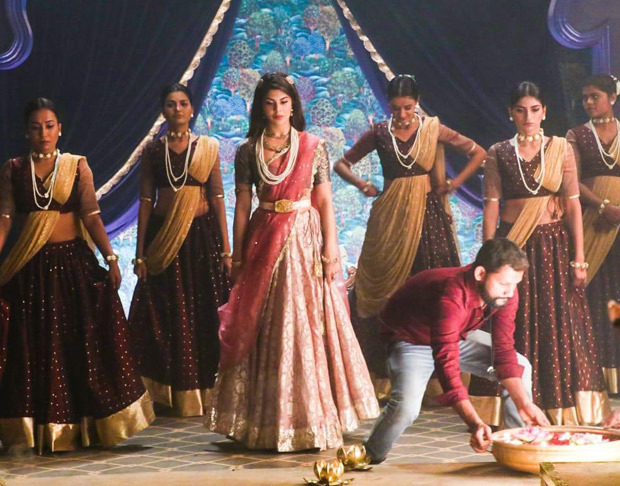 FIRST LOOK: Jacqueline Fernandez looks ethereal in her upcoming music video