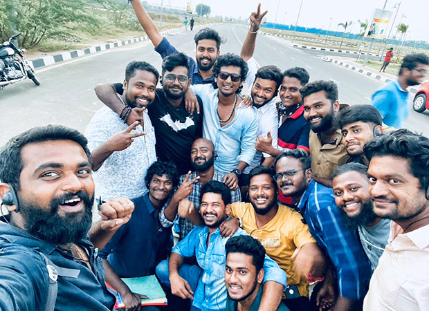 Master: '129 days of shoot w/out break,' writes Lokesh Kangaraj after the wrap of the Vijay starrer