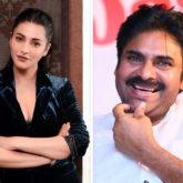 Shruti Haasan to play Pawan Kalyan's wife in Vakeel Saab?