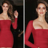 Disha Patani suggests Tiger Shroff's sister Krishna Shroff to not get a XS size dress like her, as she found it difficult to breathe in it