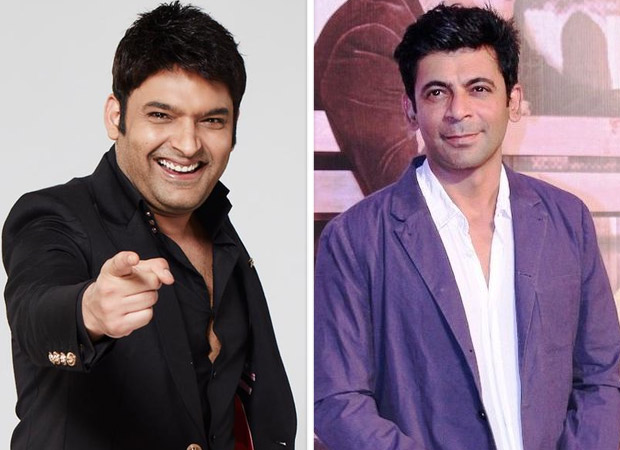 Watch: Kapil Sharma and Sunil Grover reunite on stage