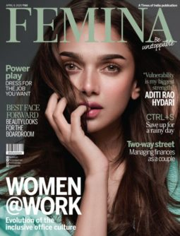 Aditi Rao Hydari On The Covers Of Femina