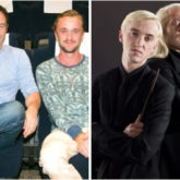 Harry Potter stars Tom Felton and Jason Isaacs have a Malfoy reunion to talk about self-isolation amid coronavirus pandemic