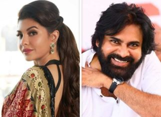 Jacqueline Fernandez allots 40 days for Pawan Kalyan and Krish Jagarlamudi's historical drama