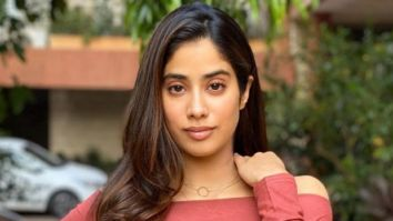 "Janhvi Kapoor pens heartfelt note after one week in self-quarantine - ""I can still smell my mother in her dressing room"""