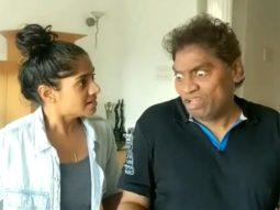 Johny and Jamie Lever recreate Awara Paagal Deewana scene in first Tik Tok video, Paresh Rawal responds