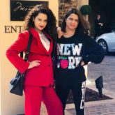 Kangana Ranaut scolds Rangoli Chandel for writing their private conversations on Twitter