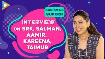Karisma on Mentalhood, Why TAIMUR is a SUPERSTAR Rapid Fire & Fan Questions on SRK, Salman, Aamir