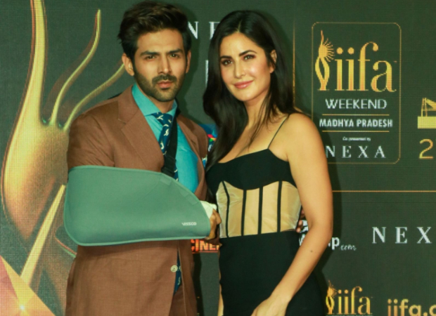Kartik Aaryan promises Katrina Kaif to bring 'Mummy ke haath ka khana' at IIFA 2020 press conference