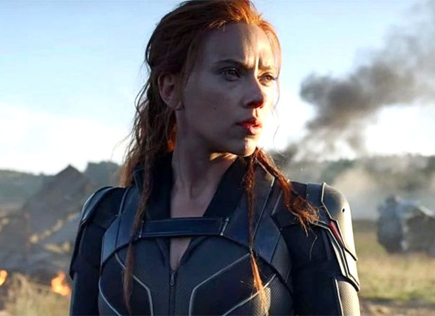 Black Widow Delayed Due to Coronavirus Concerns