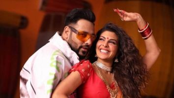PHOTOS: Jacqueline Fernandez and Badshah come together for a music video titled 'Genda Phool'