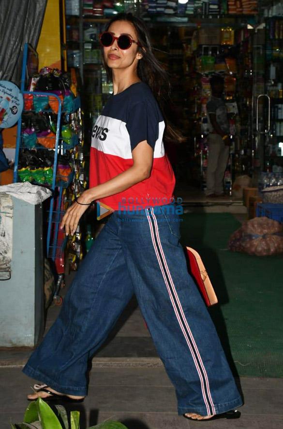 Photos Malaika Arora spotted at Muah salon (2)