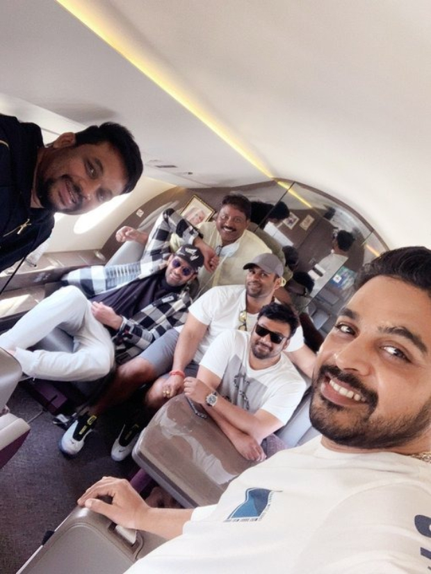 Prabhas wraps up shooting of his next film in Georgia, first look to be out soon