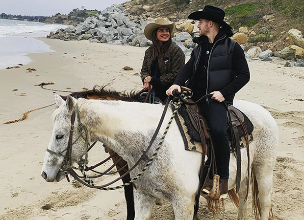 Priyanka Chopra Jonas and Nick Jonas put on their cowboy hats for a low-key Sunday