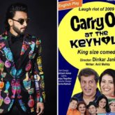 Ranveer Singh shares the poster of his first play ever as he looks through his old pictures