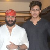 Saif Ali Khan opens up about whether Ibrahim Ali Khan will follow his footsteps