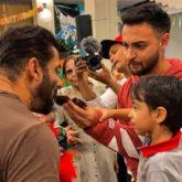 Salman Khan and family celebrate Ahil Sharma's 4th birthday amid self-quarantine
