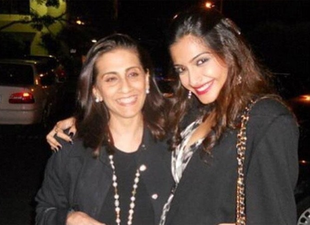 Sonam Kapoor Ahuja sends out a birthday wish for mother with a throwback picture : Bollywood News thumbnail