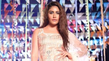 Surbhi Chandna heads out for a walk in her society, says unlike Sanjivani there are no retakes here