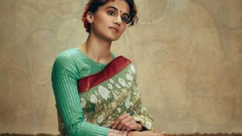 Taapsee Pannu's throwback picture is proof that she was meant to play Shooter Daadi in Saand Ki Aankh