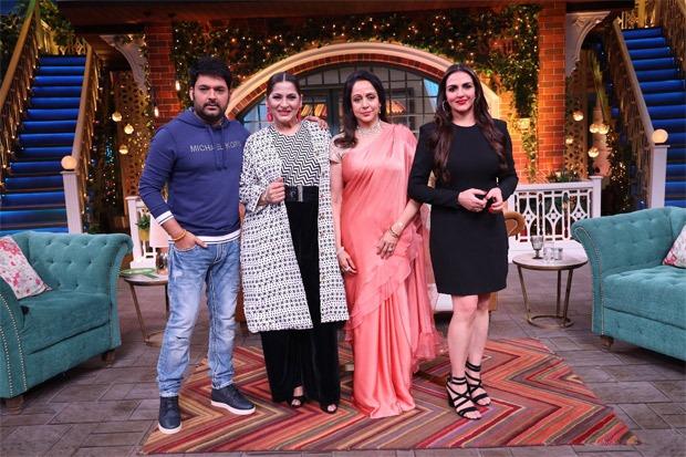 The Kapil Sharma Show: Hema Malini reveals Dharmendra was against Esha Deol's debut in Bollywood