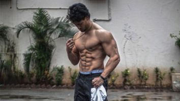 Tiger Shroff misses his workout routine and is trying to keep in shape amid self-quarantine