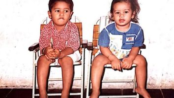 Vicky Kaushal shares a childhood picture with his quarantine partner, Sunny Kaushal