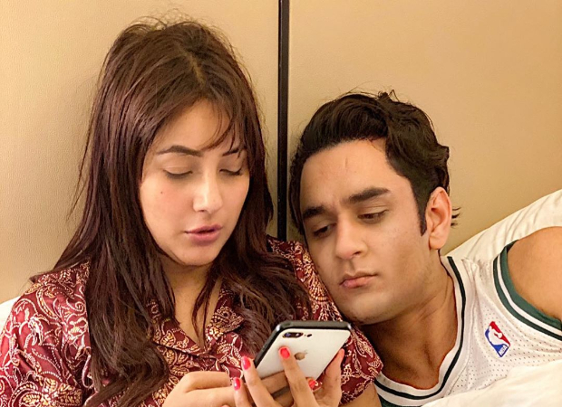 Vikas Gupta and Shehnaaz Gill cannot help but laugh as they joke about 'emotional attachment'; latter takes a fun dig at Sidharth Shukla