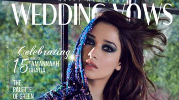 Tamannaah Bhatia On The Covers Of Weddings Vows