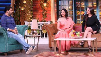The Kapil Sharma Show: Esha Deol reveals Hema Malini slept through a romantic conversation with Dharmendra