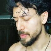 Tiger Shroff takes up the antakshari challenge; surprises everyone with his voice