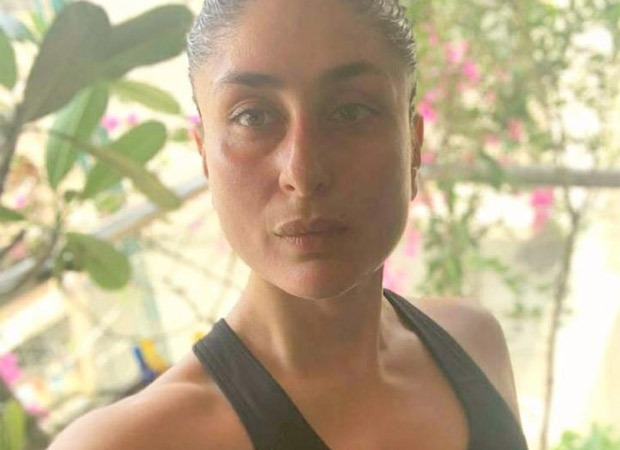 Kareena Kapoor shares pic of 'workout pout