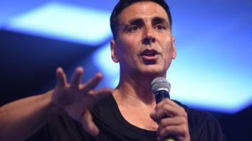 Akshay Kumar says coronavirus will have some effect on the Hindi film industry