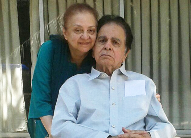 Dilip Kumar is back from the hospital and doing better, informs wife Saira Banu
