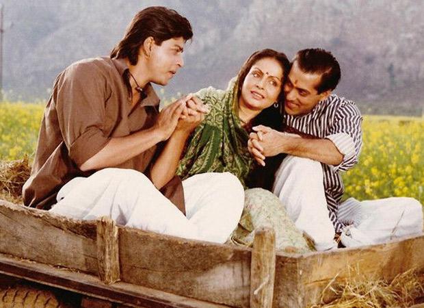 As the iconic Karan Arjun clocks 25 years, Salman Khan calls it a special film