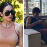 Malaika Arora bonds with son Arhaan from a distance while under self-quarantine