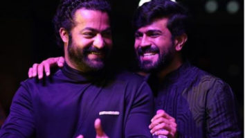 Jr NTR to gift a special video from RRR to Ram Charan on his birthday; says it is a bang he will never forget