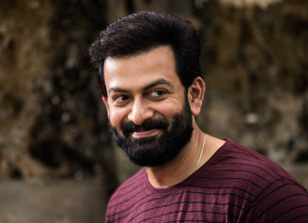 Stuck in Jordan, Prithviraj continues to shoot for his upcoming film Aadujeevitham