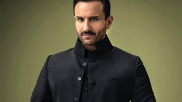 SAIF ALI KHAN SPELLS THE ART OF REINVENTION ON HIS LATEST MAGAZINE COVER