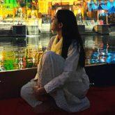 Sara Ali Khan offers 'Sparsh Darshan' at Kashi Temple, Kendriya Brahmin Mahasabha irked