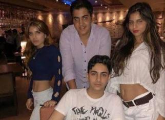 Throwback: Suhana Khan's picture with Abhishek Bachchan's nephew Agastya Nanda goes viral