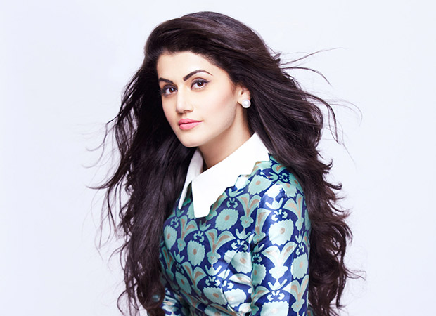 Not an actor, Taapsee Pannu says she wanted to be a marketing professional!