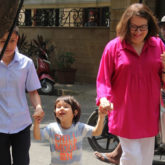 Watch: Taimur Ali Khan shouting 'Aye Bhai Log' at the paparazzi is the best thing on the internet today